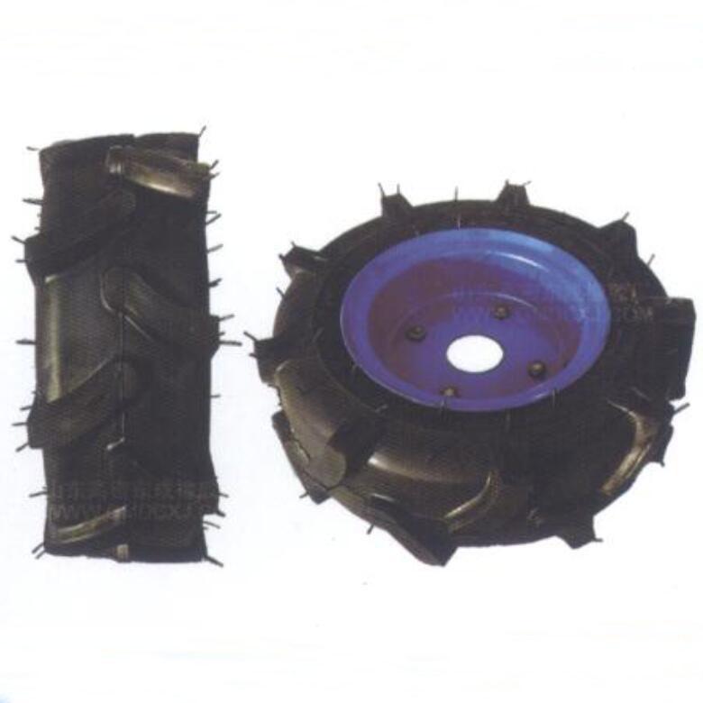高地隙噴霧機配件橡膠輪 19