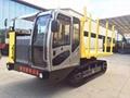 Multi-function wood truck transporter 5
