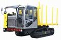 Multi-function wood truck transporter 6