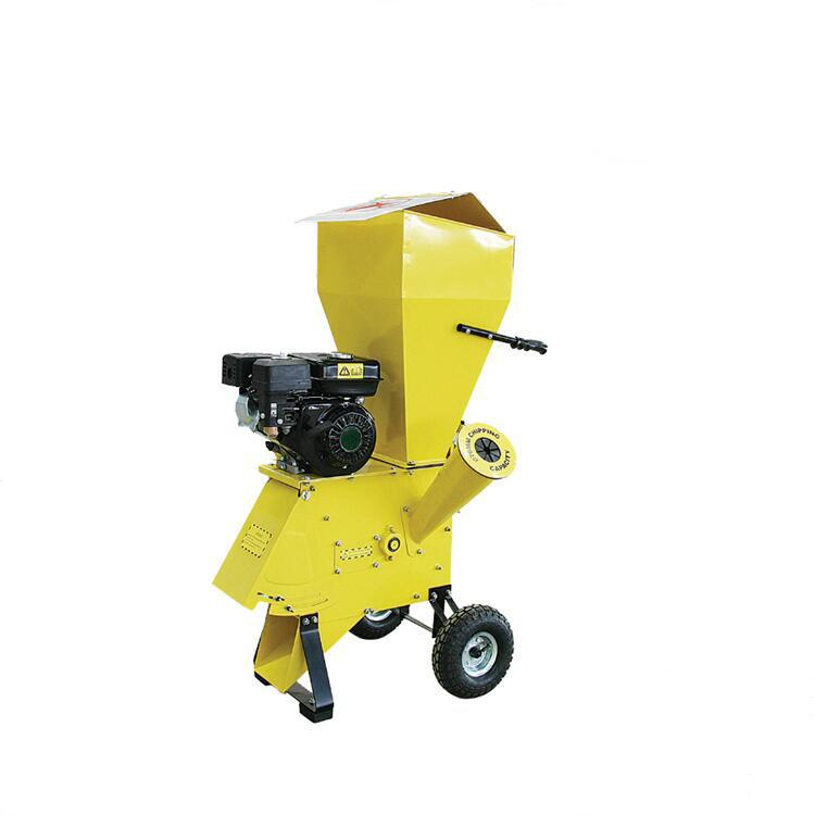 petrol shredder&branch trimmer& crusher&lbranch crusher