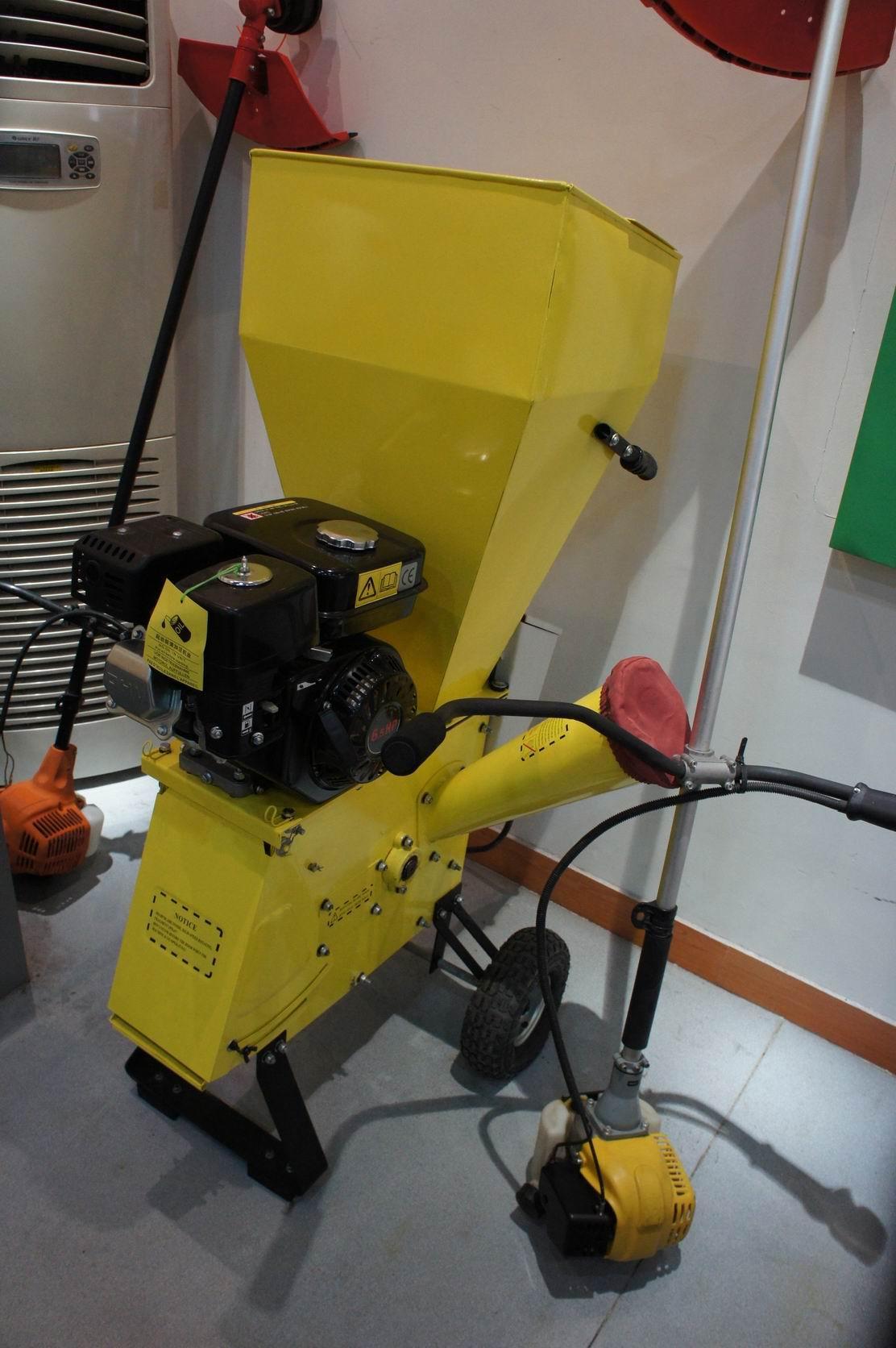 petrol shredder&branch trimmer& crusher&lbranch crusher     6