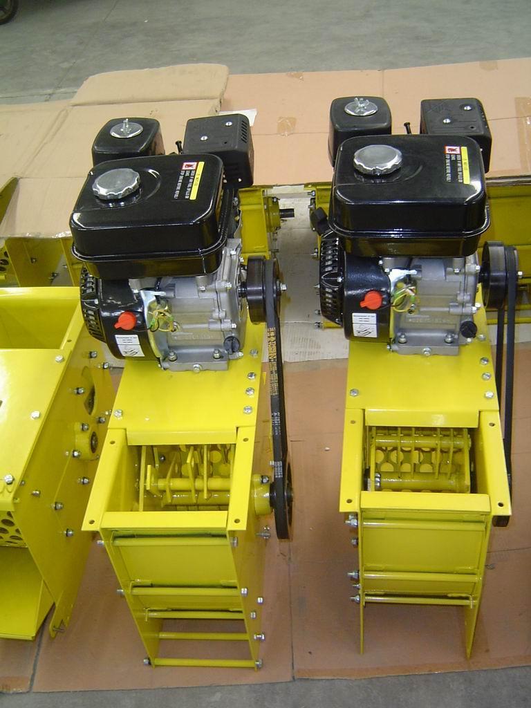 petrol shredder&branch trimmer& crusher&lbranch crusher     7