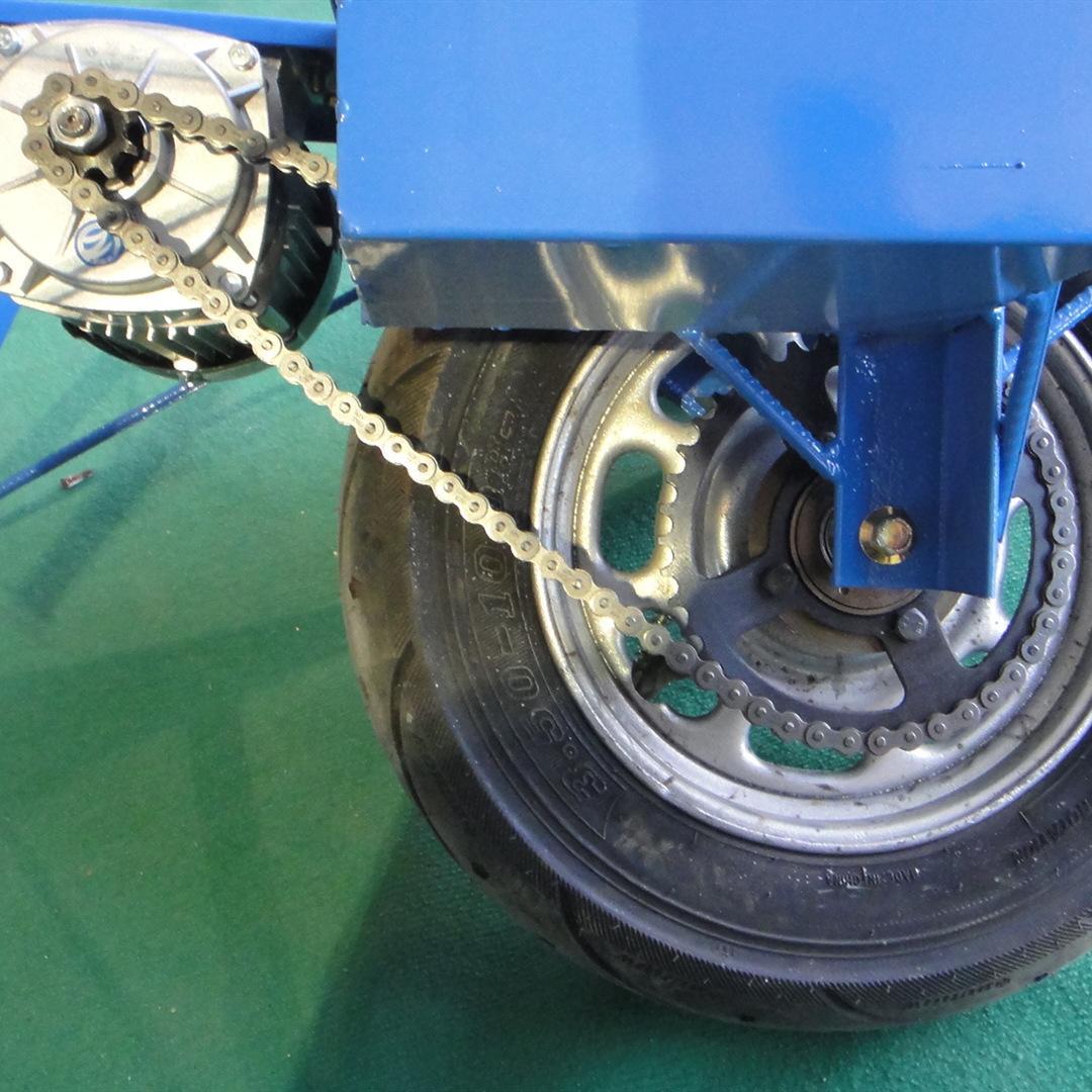 手扶電動小推車小型搬運車 3