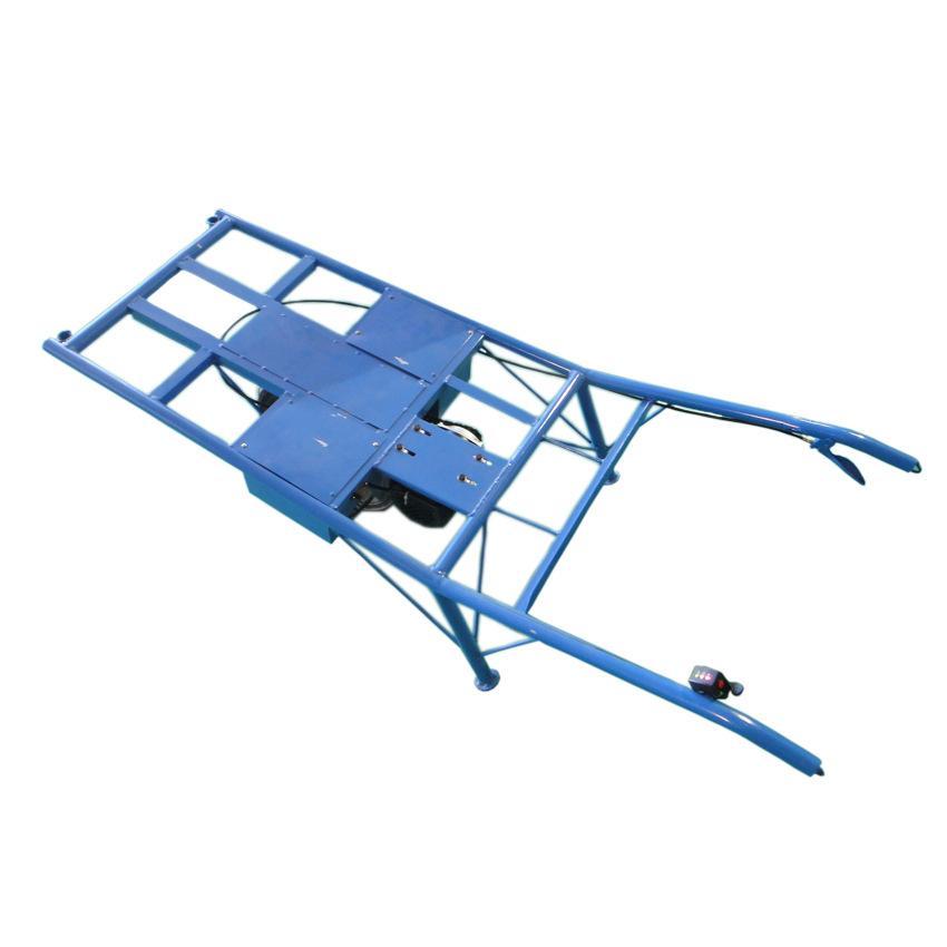 手扶电动小推车小型搬运车 1
