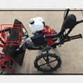 Multi-functional Cultrivator Micro Tiller rotary cultivator 2