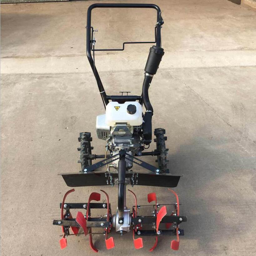 Multi-functional Cultrivator Micro Tiller rotary cultivator 4
