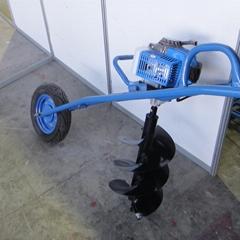 專用手推車式地鉆機 小型挖坑機 (熱門產品 - 1*)