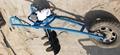 Hand drilling, small pit digger wheelbarrow drill  labor-saving drill 2