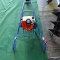 Hand drilling, small pit digger wheelbarrow drill  labor-saving drill 5