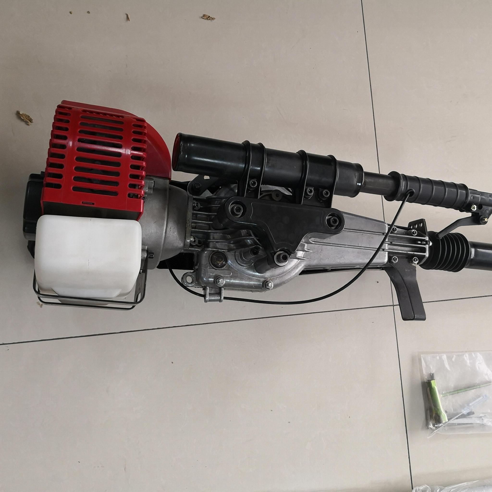 Small harvester Gasoline engine Oliver shaker 5