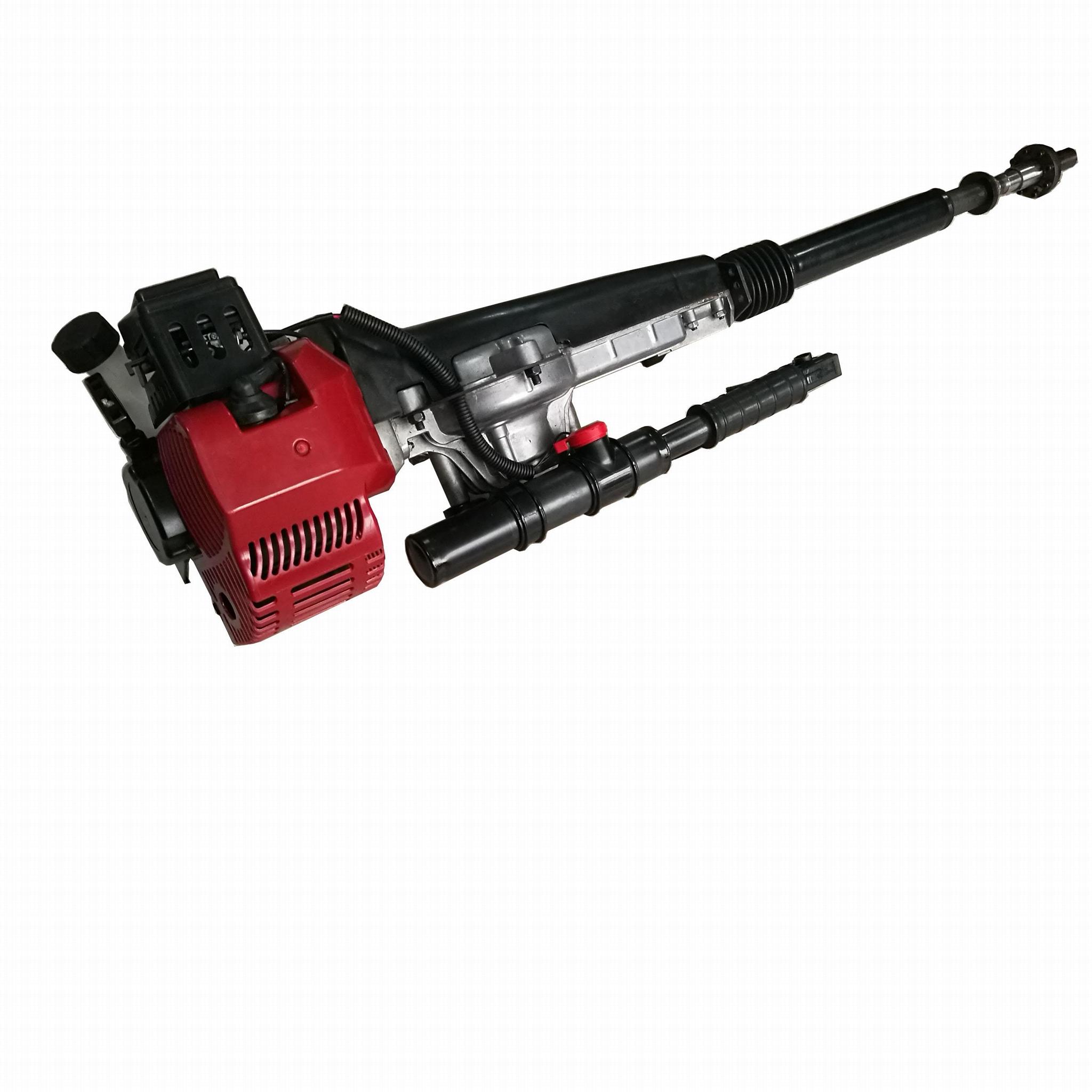Small harvester Gasoline engine Oliver shaker 7