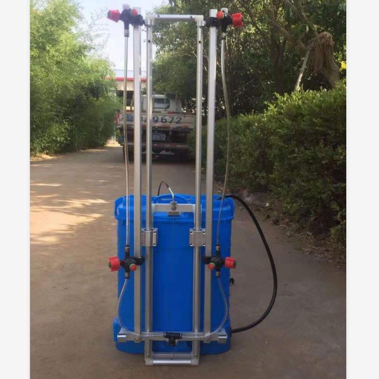 背负式电动高杆喷雾器 5