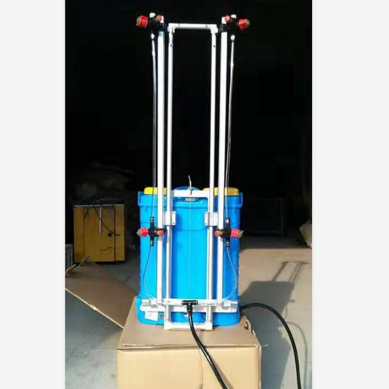 背负式电动高杆喷雾器 6