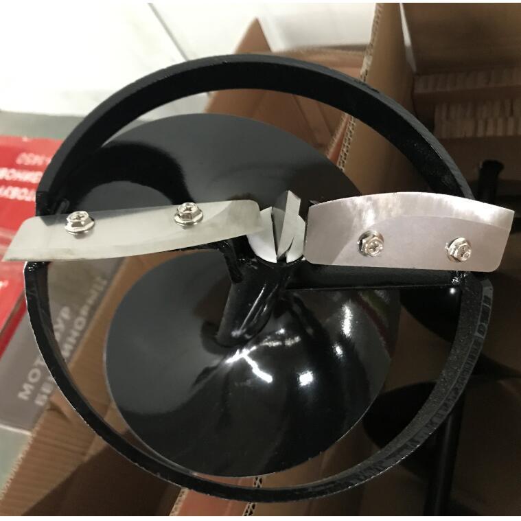 园林种植专用打洞机 高效率松土施肥器 螺旋杆钻头移栽机 6