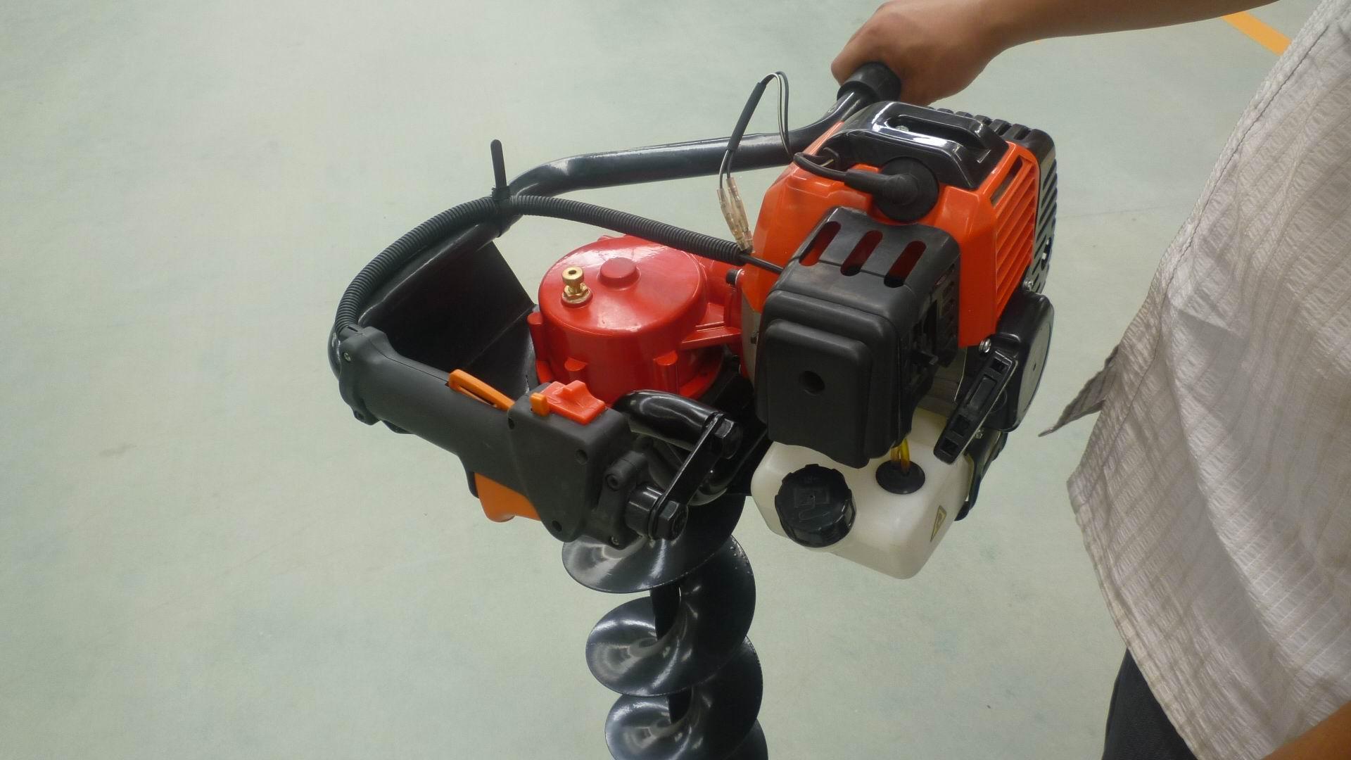 Garden Planter  Gasoline digger   Ground driller AG52 8