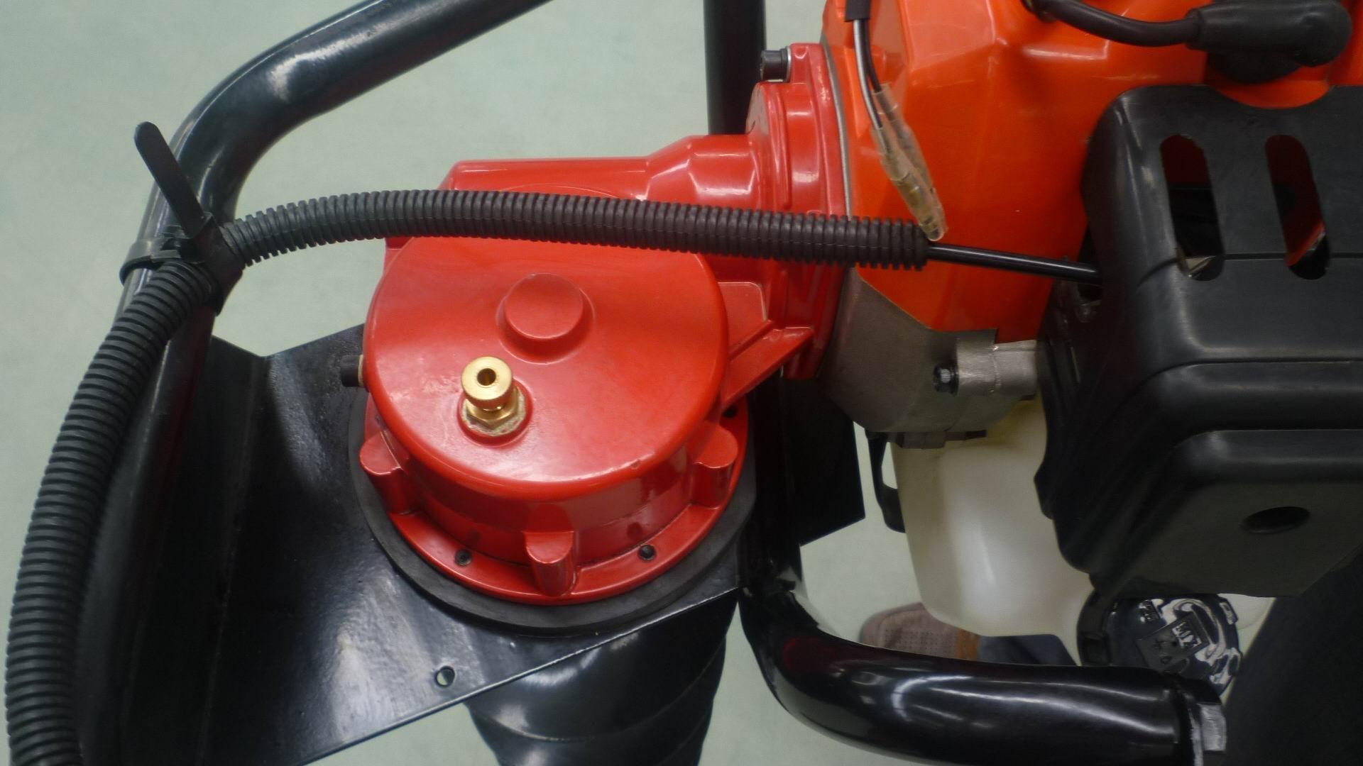 园林种植专用打洞机 高效率松土施肥器 螺旋杆钻头移栽机 9