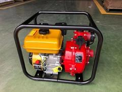 园林作业消防泵 农业工地用水泵