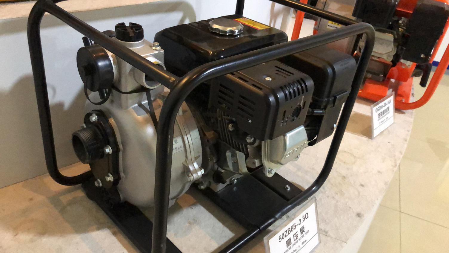 fire pump  3