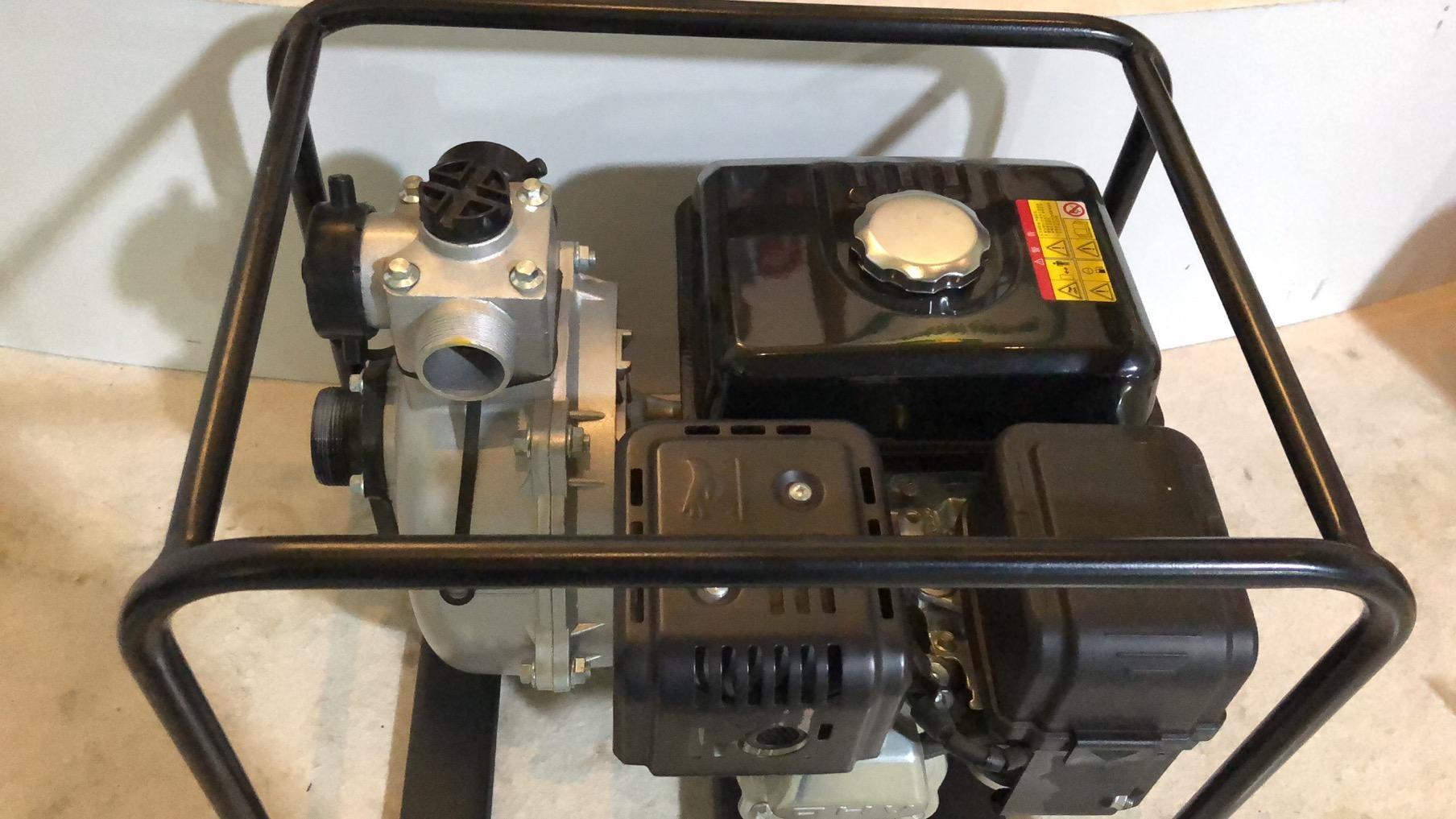园林作业消防泵 农业工地用水泵 4