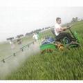 High ground clearance Self-propelled spray150L boom sprayer   2