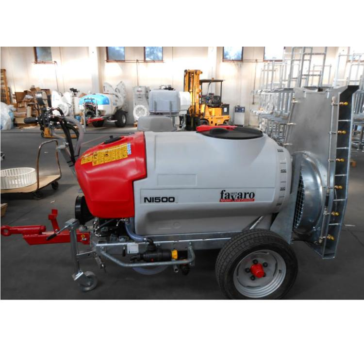 Italy plant protection machine, traction type, tree crop sprayer 3