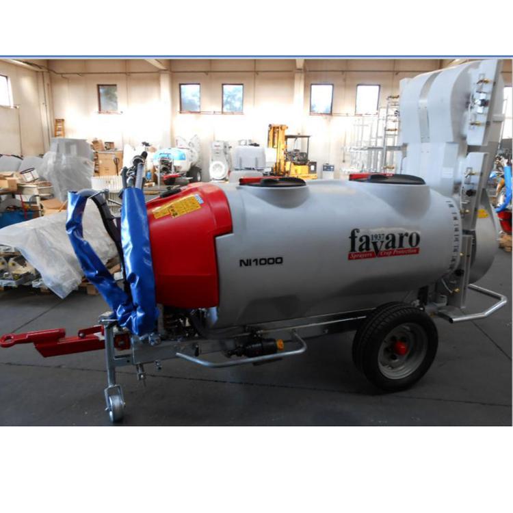 traction  blower sprayer