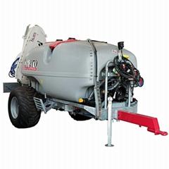 Italy plant protection machine, traction  blower sprayer, tree crop boom sprayer