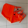 garden protective apron Lawn Mowing protective Orange Protective clothing