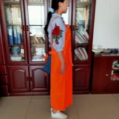 園林防護服割草割灌作業防護圍裙
