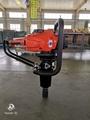 Railway maintenance Torque adjustable internal combustion bolt wrench NLB-1200 4