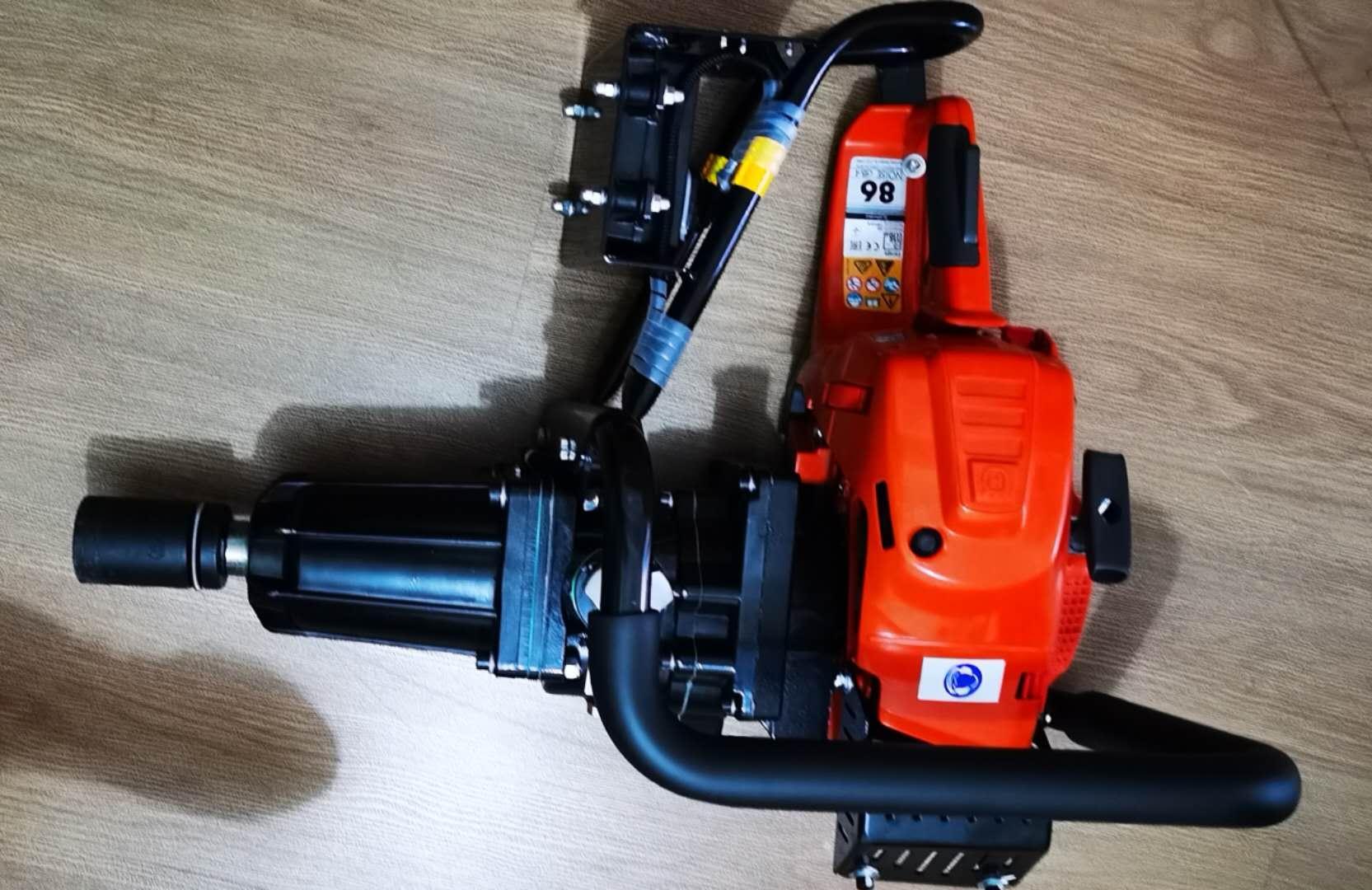 Railway maintenance Torque adjustable internal combustion bolt wrench NLB-1200 6