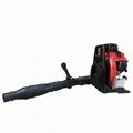 Large wind Two-stroke backpack engine blower garden leaf blower Workshop Sweeper 3