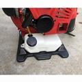 Large wind Two-stroke backpack engine blower garden leaf blower Workshop Sweeper 6