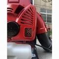 Large wind Two-stroke backpack engine blower garden leaf blower Workshop Sweeper 10