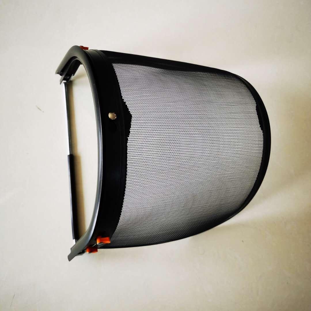 防飞溅防护面罩园林作业防护面屏 3