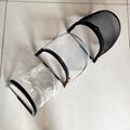 防飞溅防护面罩园林作业防护面屏 8