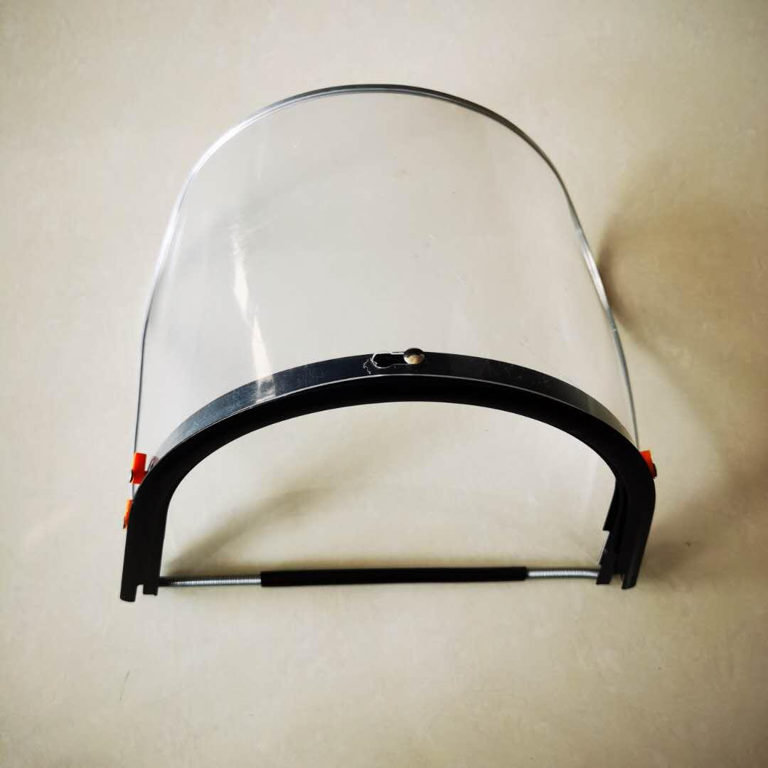 防飞溅防护面罩园林作业防护面屏 11