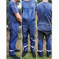 園林作業圍裙背帶褲