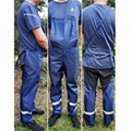 Garden overalls work trousers Protective clothing for workers