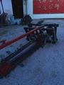 农用拖拉机带动开沟回填机 16