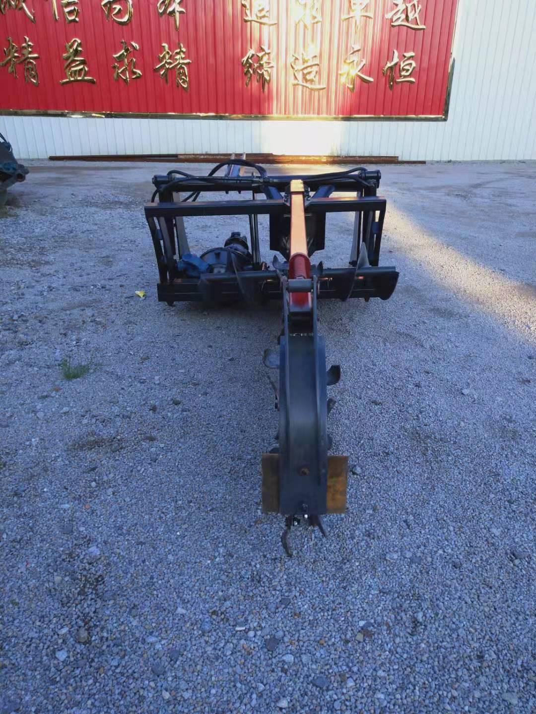 農用拖拉機帶動開溝回填機 18