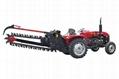農用拖拉機帶動開溝回填機 3