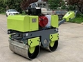 Small Road Riding style roller-road roller  (road/pavement/street) roller