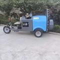 小型果园乘骑风送式喷雾机