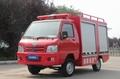 鉛酸蓄電池巡邏車 電動(四輪)消防車公園工業園小型消防車 3