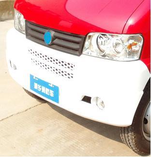 小型消防車