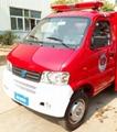 小型電動消防車