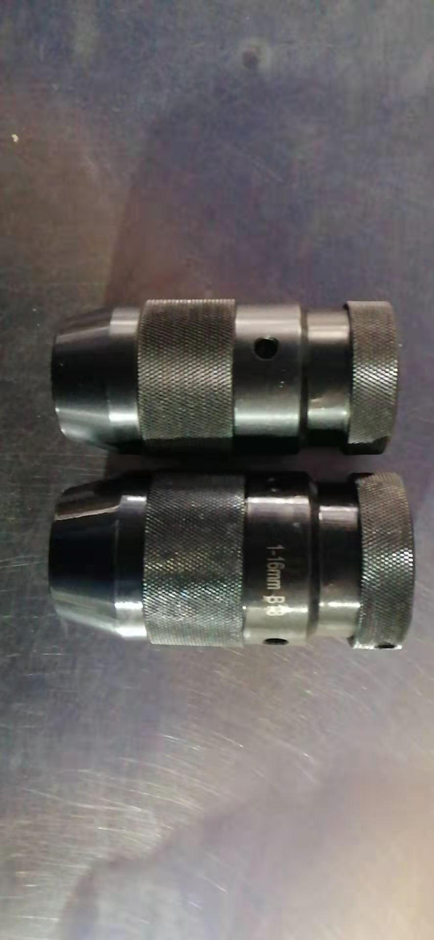 錐孔連接機床配件 自緊式鑽夾頭 數控加持鑽頭工具 4