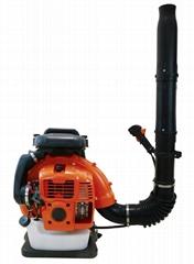 园林汽油吹风机 两冲程背负式风力灭火机 除雪机