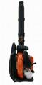 Garden Husqvarna two-stroke backpack engine  Snow blower wind Extinguisher  2